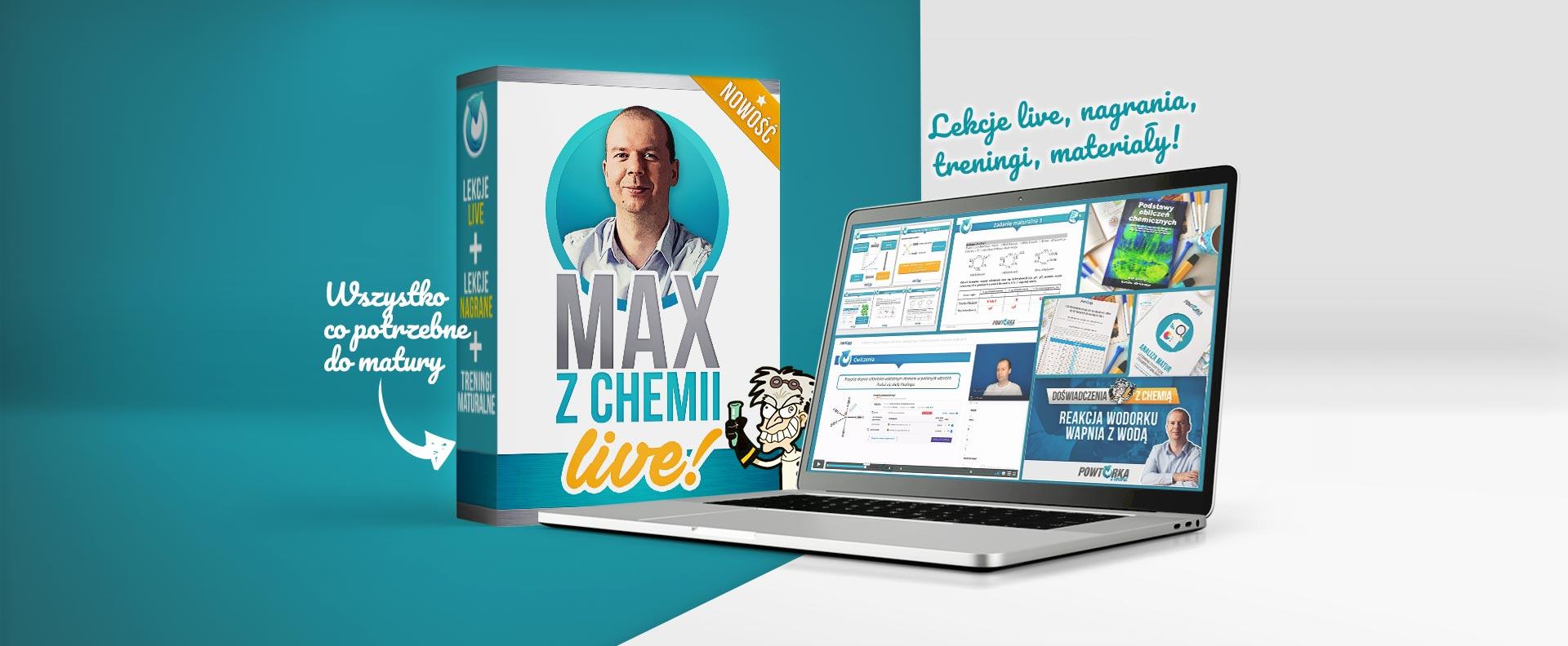max z chemii live